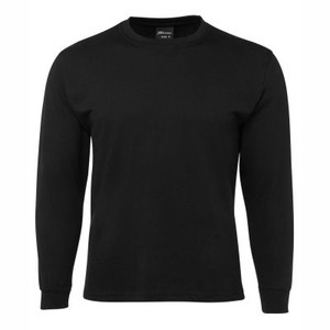 Mens Long Sleeve Tee