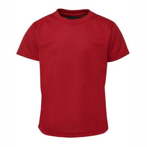 Mens Fit Poly Tee